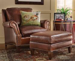 Best Leather Chair And Ottoman Best 20 Chair And Ottoman Ideas On Pinterest Pottery Barn