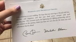 wedding wishes reply you to read the obamas response to this s