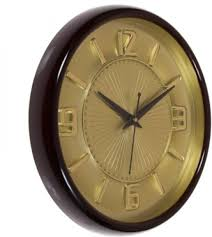 buy online smile2u retailers analog wall clock 515730