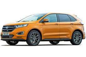 ford edge suv review carbuyer