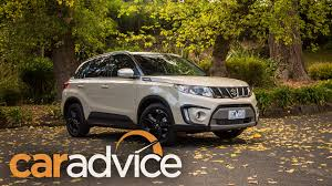 suzuki 2016 suzuki vitara s turbo review youtube