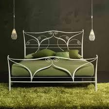 bed frames heirloom mattress reviews metal king headboard and