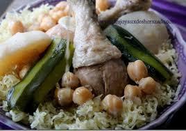 cuisine traditionnelle algeroise recette de la rechta algéroise leryam