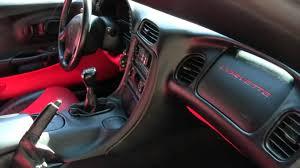 2011 Corvette Interior 2003 Corvette Z06 Youtube