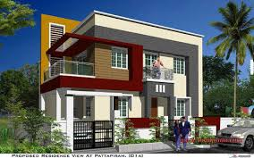 Home Elevation Design Free Download Modern Elevation Design Of Residential Buildings House Map
