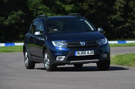renault sandero new dacia sandero stepway 2017 facelift review auto express