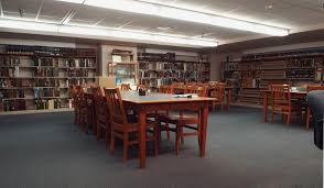 Basement Library Western Connecticut State University Archives And Special