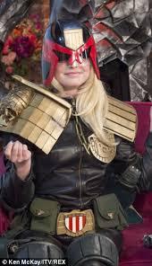 Judge Dredd Halloween Costume Cosplay U0027 Adults Dress Superheroes Takes Uk