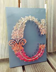best 25 string art letters ideas on pinterest crafts with yarn