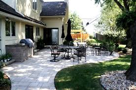 Exposed Aggregate Patio Pictures by Patio Pictures Gallery Landscaping Network