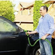 amazon com expandable and flexible garden hose 25 50 and 75