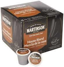 martinson coffee house blend 48 single serve realcups