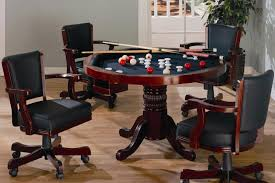 Poker Table Chairs Legacy Classic 2 In 1 Poker Table Set Alkar Billiards Bar