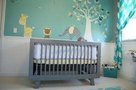 chambre bebe vert d eau chambre bebe verte et jaune idées de décoration capreol us