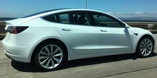 watch new tesla model 3 release candidate during highway testing