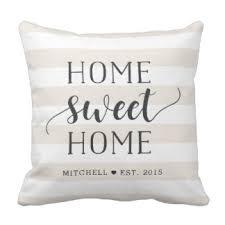 home sweet home pillows decorative u0026 throw pillows zazzle