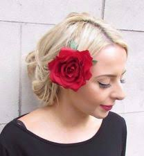 flower hair 1950s hair accessories ebay