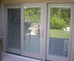the sliding screen door brisa white retractable screen door for