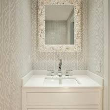 powder rooms with wallpaper powder room wallpaper design ideas