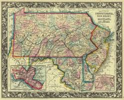 map of maryland delaware and new jersey 19 best maryland images on maryland maps and antique maps