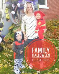 firefighter family halloween costume homemade hometown
