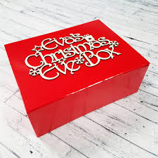 christmas boxes personalised christmas box by parkins interiors