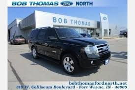 ford fort wayne used ford expedition for sale in fort wayne in edmunds