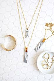 diy necklace pendants images 30 cool and easy diy necklaces jpg