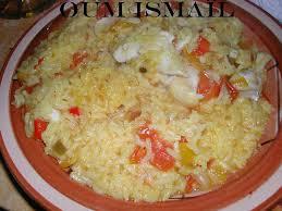 cuisiner la vieille riz safrané aux légumes et poisson la cuisine facile de mymy
