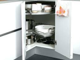 cuisine en angle meuble de cuisine angle bas meuble cuisine d angle rangement