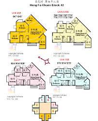 plan cuisine en parall鑞e floor plan of heng fa chuen gohome com hk