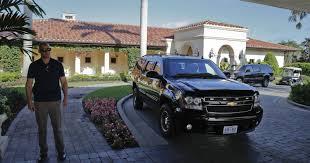 secret service drops 7 500 on golf cart rentals thanksgiving