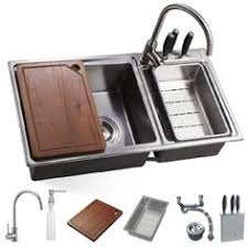 Stainless Steel Sinks Sink Benches Commercial Kitchen Stainless Steel Sink With Sliding Doors Garages Pinterest