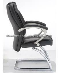 leather desk chair no arms office chair leather no arms lofty inspiration office chair no