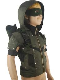 Hoodie Halloween Costumes Aliexpress Buy Boys Kids Green Arrow Season 4 Oliver Queen