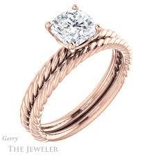 gold cushion cut engagement rings gold cushion cut engagement ring setting gtj1182 cushion r