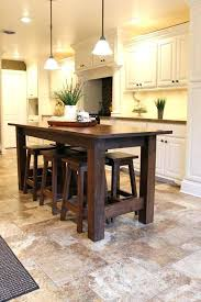 kitchen island tables with stools kitchen island table with chairs postpardon co