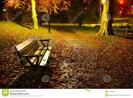vacant park bench autumn stock photos images u0026 pictures 68 images