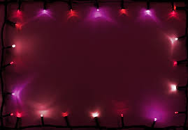 photo of pink and lights of garland free images