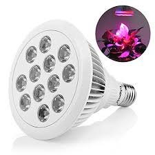 red and blue led grow lights erligpowht e27 12w led grow light red blue led lights for plants in