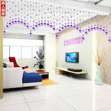 chambre feng shui de perles de cristal de rideau de séparation de l u0027entrée de la