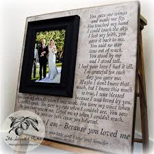 parents gift wedding wedding gifts for parents parent wedding gift personalized picture