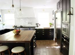 Best Kitchen Redo Images On Pinterest Kitchen Home And - Ikea black kitchen cabinets
