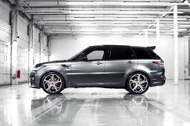 land rover overfinch overfinch range rover sport unveiled pursuitist in
