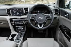 kia sportage interior 2016 kia sportage 2 0 litre diesel review carwitter
