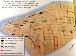 New York Gang Map by The Historical Atlas Of New York City Mapping New York