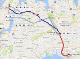 Jfk Map New York City East Village Neighborhood Map Click The Map And New