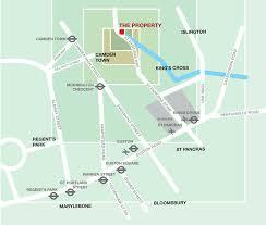 St Pancras Floor Plan Camden Lofts