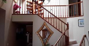 Best Paint For Stair Banisters What Is The Best Way To Paint Varnished Oak Stair Rail Hometalk