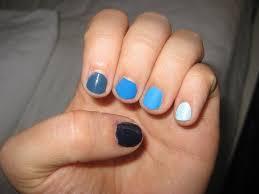 isabellebasi ombre nails using joe fresh u0026 opi nail polish